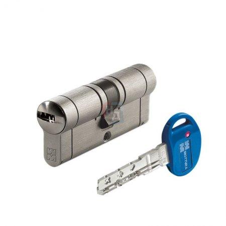 Цилиндр Mottura Champions PRO 62 (31x31) ключ-ключ хром