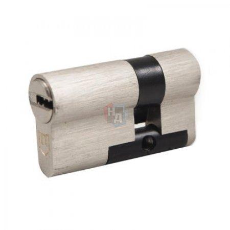 Цилиндр Шерлок НК 40 (30x10) сатин ключ-половинка