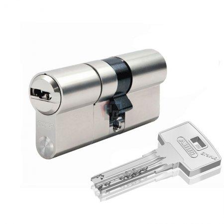 Цилиндр Abus Bravus 1000 MX 110 (55x55) ключ-ключ никель