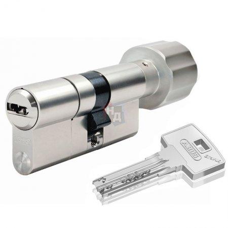 Цилиндр Abus Bravus 1000 MX 120 (60x60T) ключ-тумблер никель