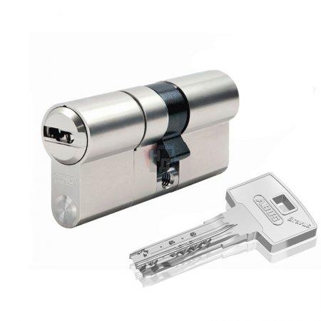 Цилиндр Abus Bravus 4000 MX 60 (30x30) ключ-ключ никель