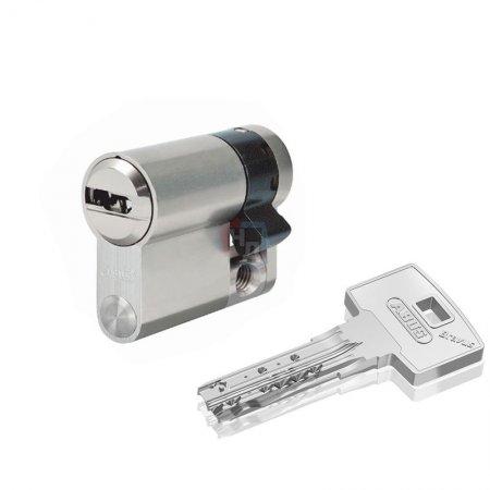 Цилиндр Abus Bravus 4000 MX 40 (30x10) ключ-половинка никель