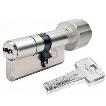 Цилиндр Abus Bravus 4000 MX 60 (30x30T) ключ-тумблер никель