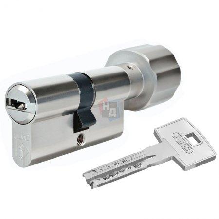 Цилиндр Abus M12R 60 (30x30T) ключ-тумблер никель