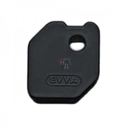 Декоративная накладка на ключ Evva EPS черный