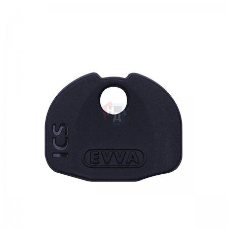Декоративная накладка на ключ Evva ICS черный