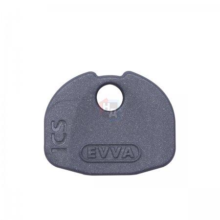 Декоративная накладка на ключ Evva ICS серый