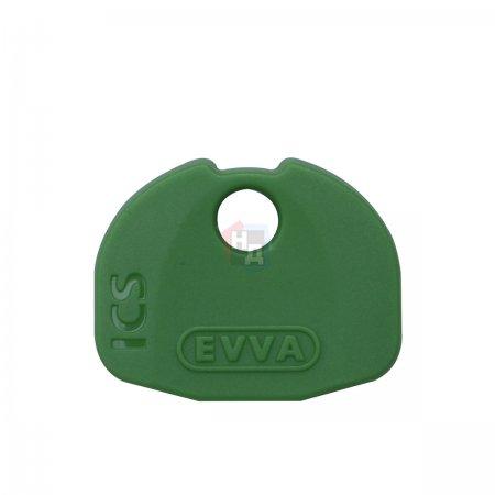 Декоративная накладка на ключ Evva ICS зеленый