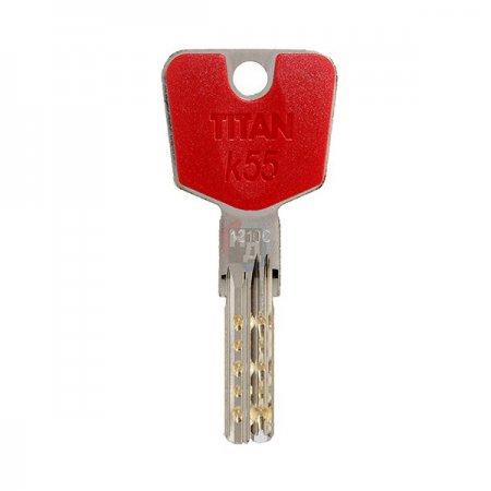 Дубликат ключа Titan K55 красный