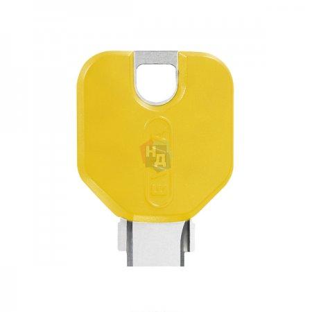 Декоративная накладка на ключ Evva 3KS желтый