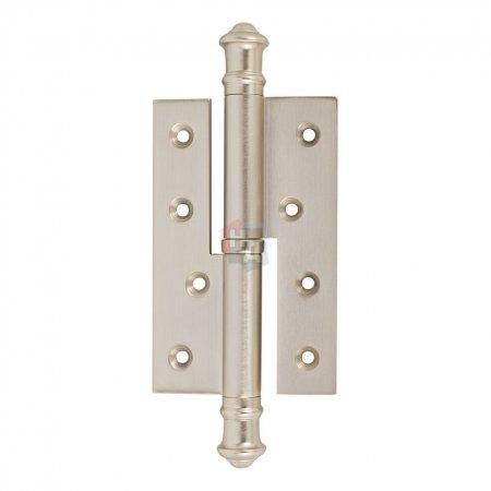Петля дверная врезная Salice Paolo 2904 DX 180*75 золото матовое (правая)