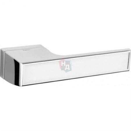 Дверная ручка Tupai Melody Vario 3089-03 хром светлый