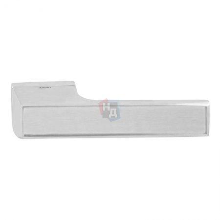Дверная ручка Tupai Melody Vario 3089 хром матовый