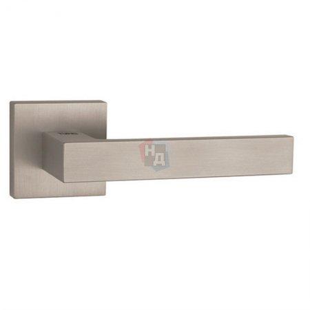 Дверная ручка Tupai Square Q 2275 5SQ-142 никель