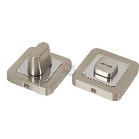 Накладка WC RDA 40 хром/матовый никель