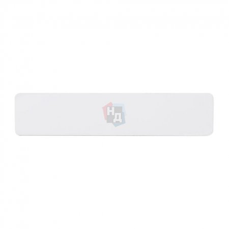 Декоративная вставка M&T 000450 для ручек Maximal стекло белое