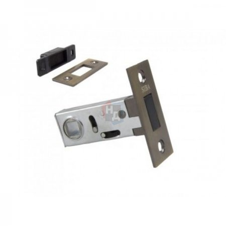 Защёлка Siba ML-01 магнитна бронза античная