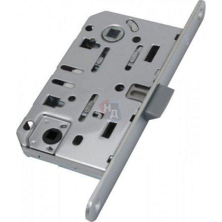 Замок межкомнатный Siba SB9650 SN (механизм WC) никель матовый